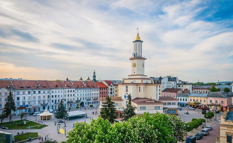 услуги для иностранцев Ивано-Франковск